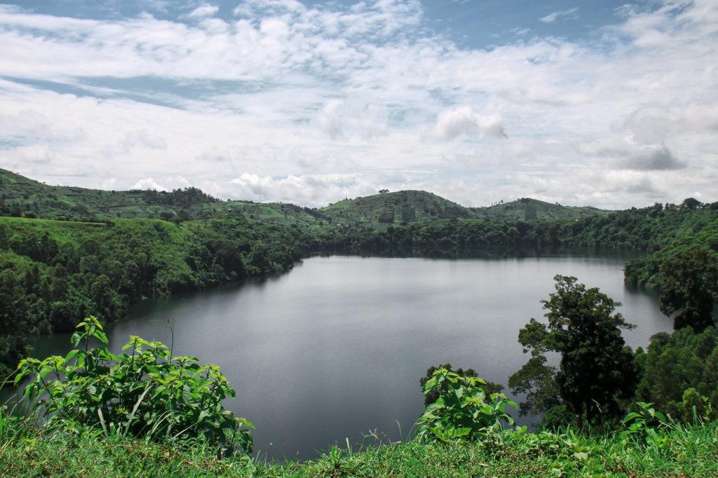 Lake George - Queen Elizabeth Nationalpark