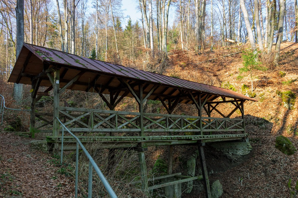Mandelbergbrücke Riedenburg