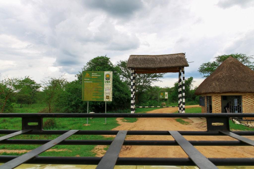 Lake Mburo Nationalpark Nshaara Gate