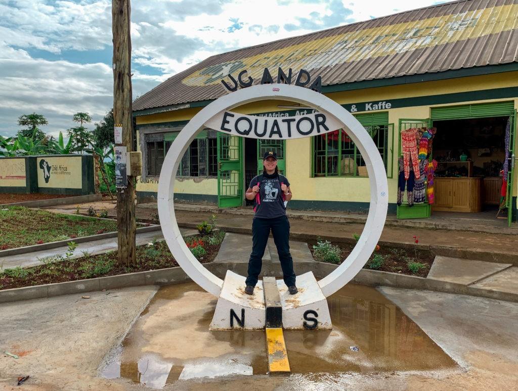Äquator Kayawbe Uganda