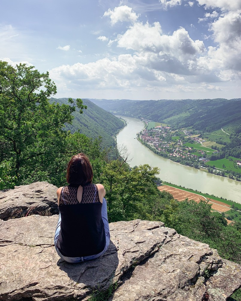 Ebensteinfelsen Sonnenweg Untergriesbach