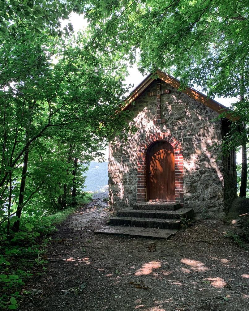 Kapelle Ebenstein Untergriesbach