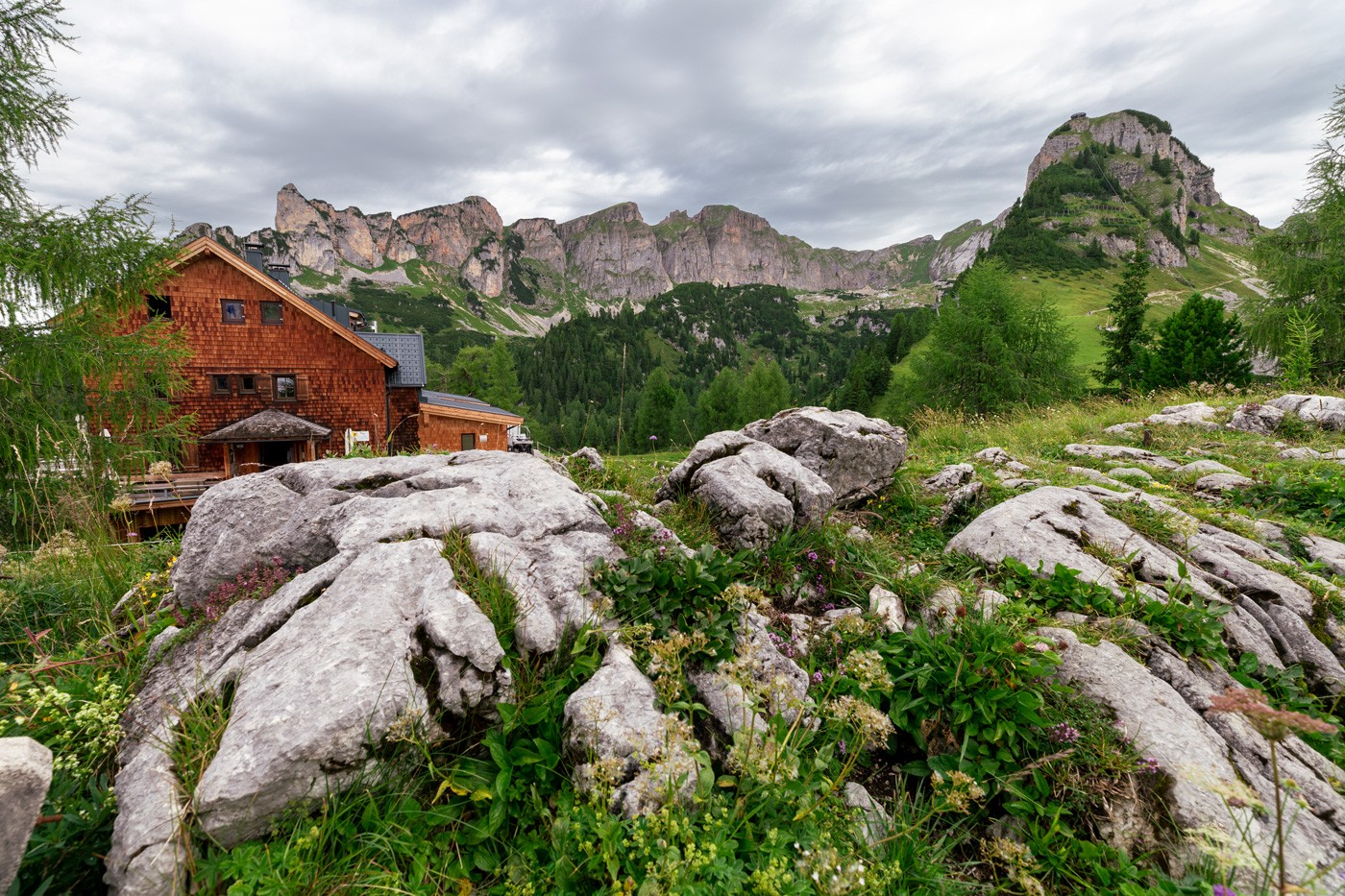 Erfurter Hütte Gschöllkopf