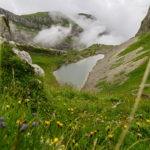 Wanderung Rofanspitze Grubersee Rofangebirge Tirol