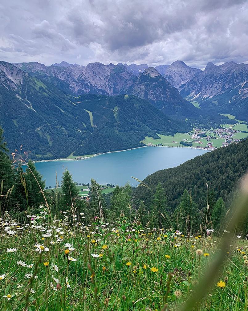 Wanderung-Gschoellkopf-Dalfazalm-Achensee
