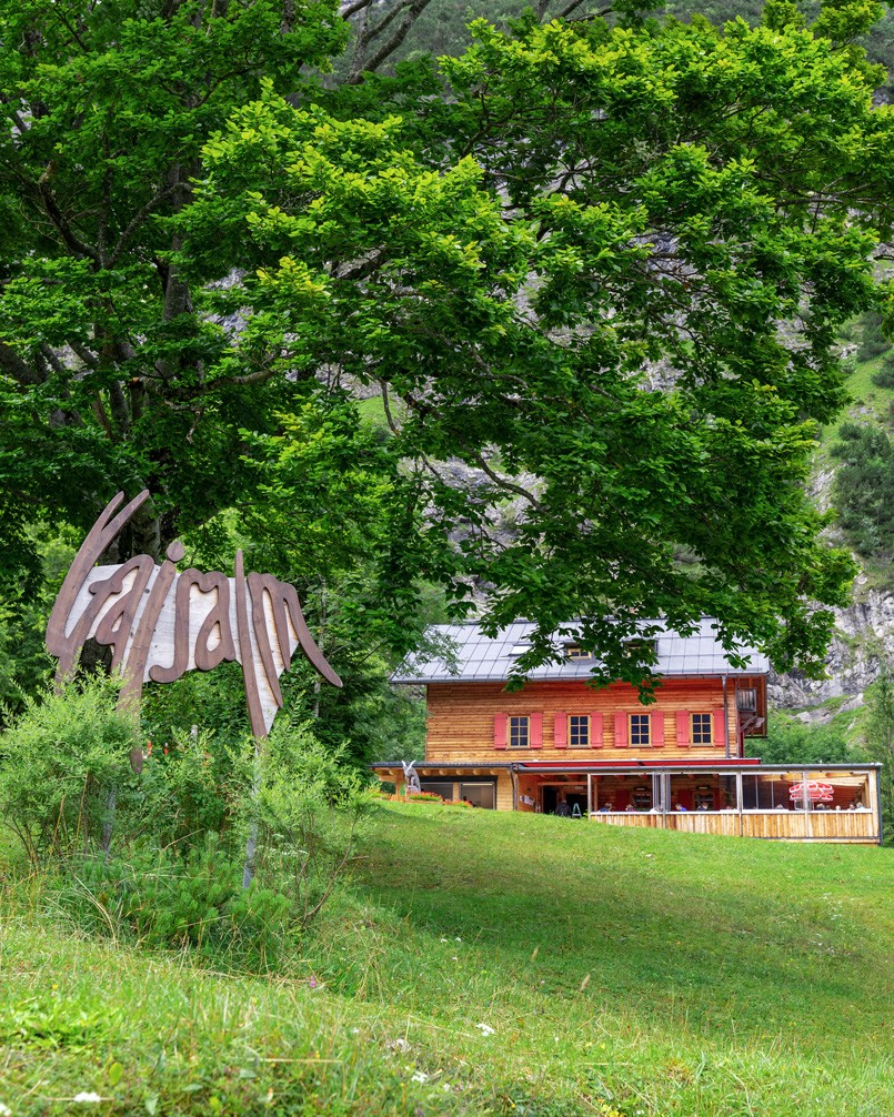 Wanderung Gaisalm Achensee Ausflugstipp