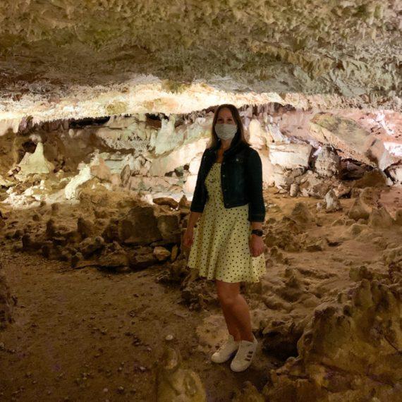 In der König-Otto-Tropfsteinhöhle