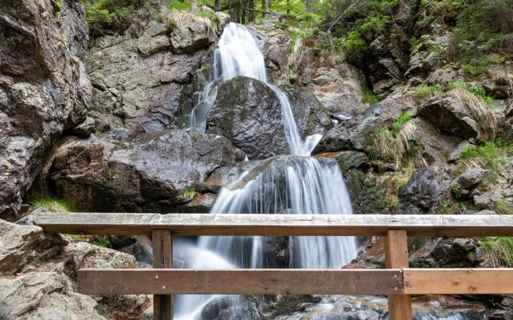 Obere Risslochwasserfälle